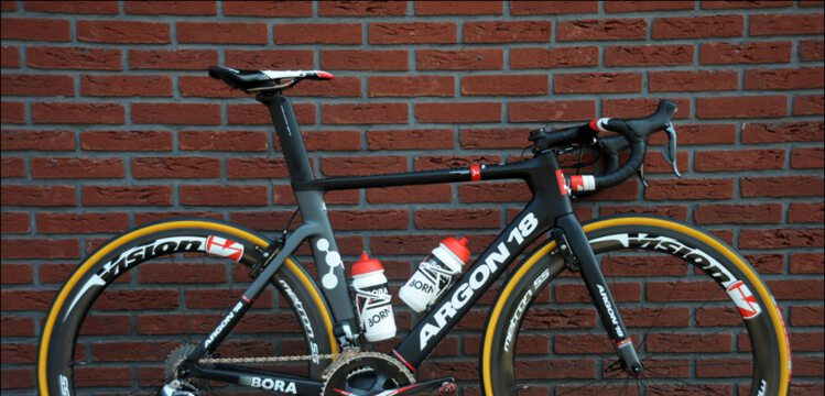 German cycling team BORA – ARGON 18 has optimized its equipment for the  biggest cycling race in the dde670e8b