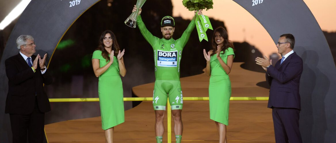 Calendario Tour De France 2019.Bora Hansgrohe