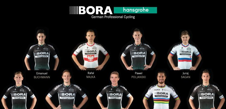 5a5bb8491 UCI World Champion Peter Sagan and Rafal Majka lead BORA – hansgrohe s team  at this year s Tour de France. With Emanuel Buchmann